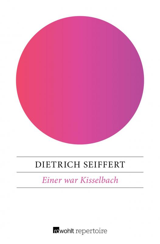 Cover-Bild Einer war Kisselbach