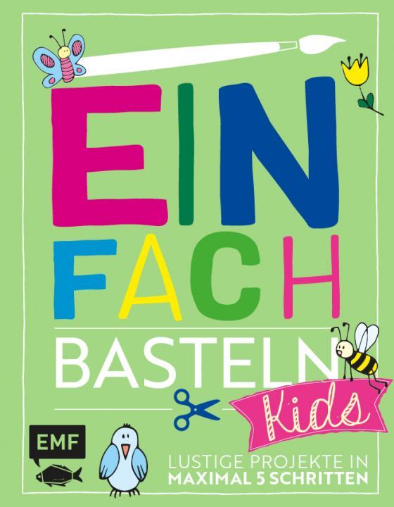 Cover-Bild Einfach Basteln Kids