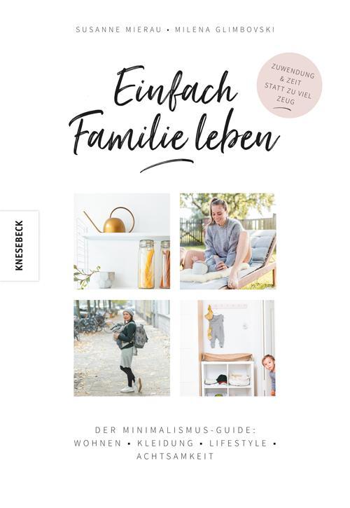 Cover-Bild Einfach Familie leben