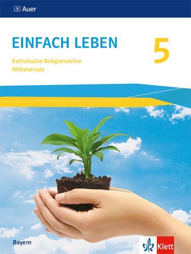 Cover-Bild Einfach Leben 5. Ausgabe Bayern Mittelschule