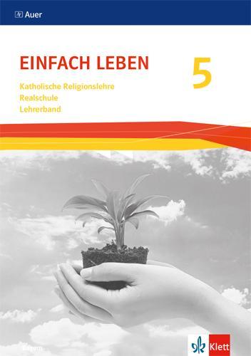 Cover-Bild Einfach Leben 5. Ausgabe Bayern Realschule