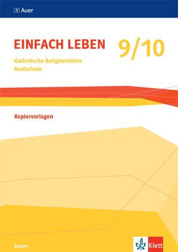 Cover-Bild Einfach leben 9/10. Ausgabe Bayern