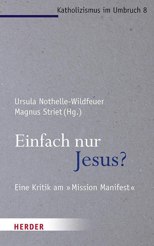 Cover-Bild Einfach nur Jesus?