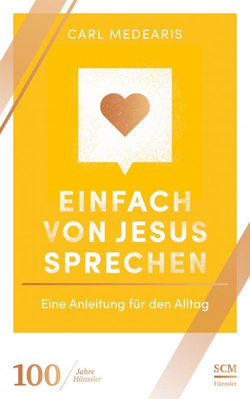Cover-Bild Einfach von Jesus sprechen