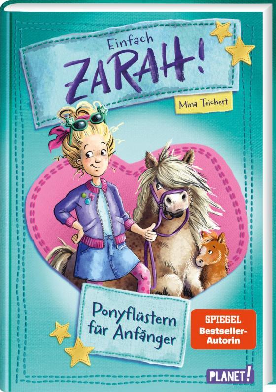 Cover-Bild Einfach Zarah! 1: Ponyflüstern für Anfänger