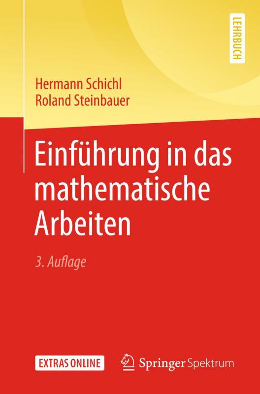 Cover-Bild Einführung in das mathematische Arbeiten
