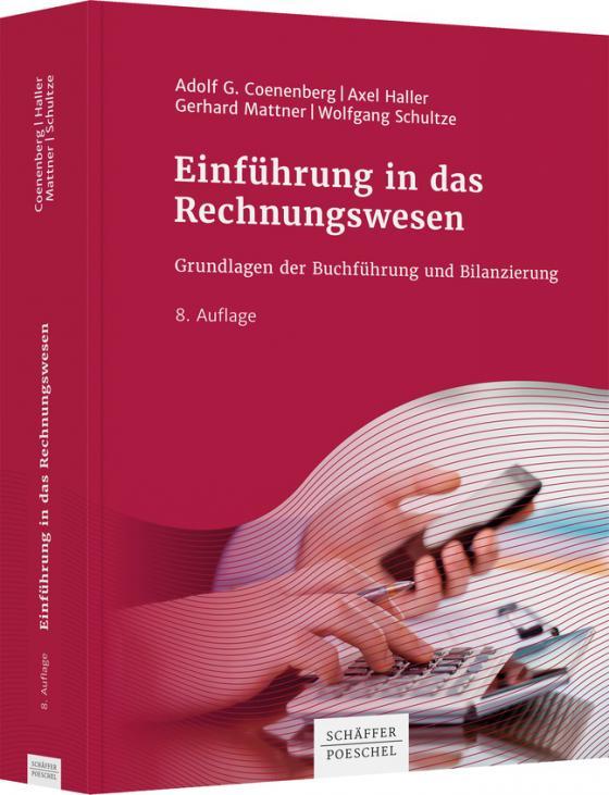 Cover-Bild Einführung in das Rechnungswesen