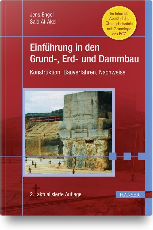 Cover-Bild Einführung in den Grund-, Erd- und Dammbau