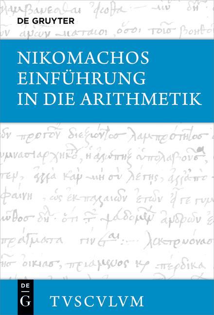 Cover-Bild Einführung in die Arithmetik