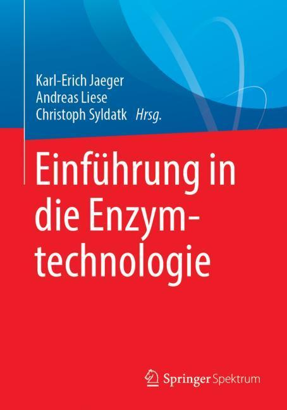 Cover-Bild Einführung in die Enzymtechnologie