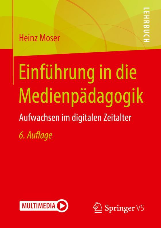 Cover-Bild Einführung in die Medienpädagogik