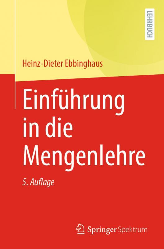 Cover-Bild Einführung in die Mengenlehre