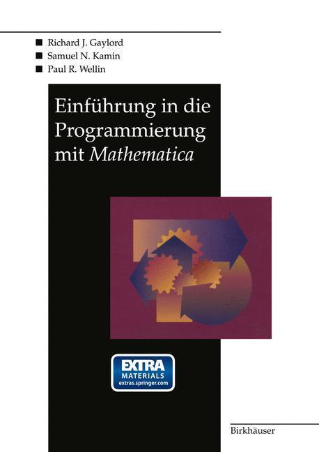Cover-Bild Einführung in die Programmierung mit Mathematica
