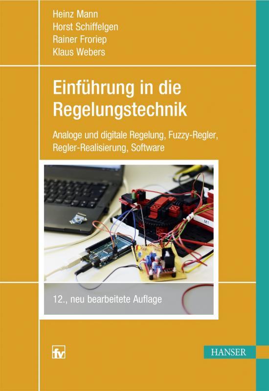 Cover-Bild Einführung in die Regelungstechnik