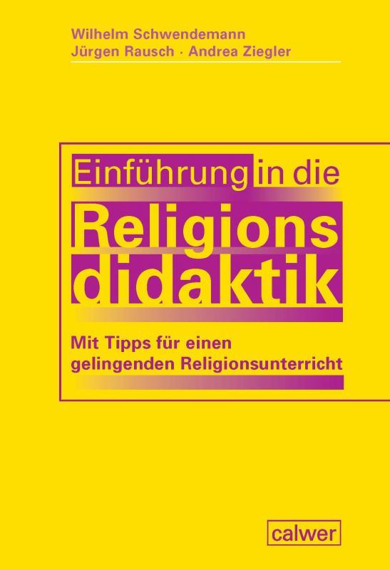Cover-Bild Einführung in die Religionsdidaktik
