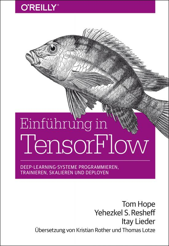 Cover-Bild Einführung in TensorFlow