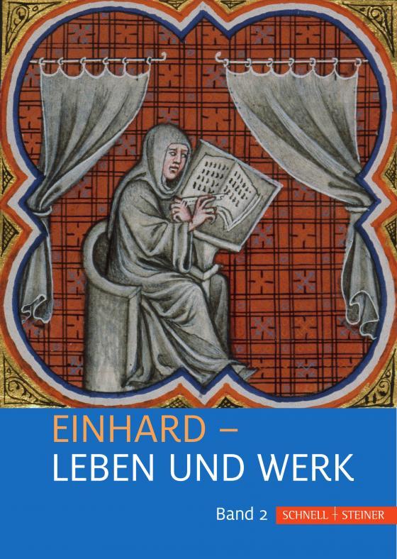 Cover-Bild Einhard - Leben und Werk