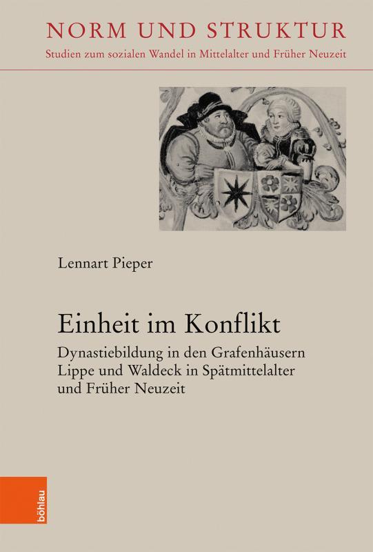 Cover-Bild Einheit im Konflikt