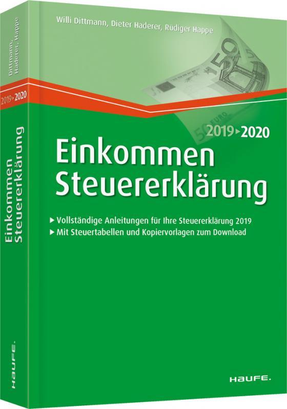 Cover-Bild Einkommensteuererklärung 2019/2020