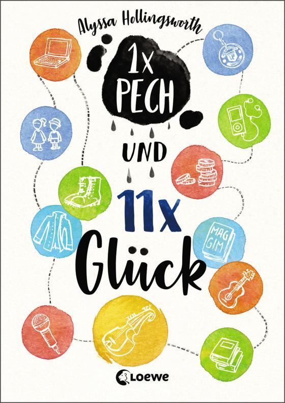 Cover-Bild Einmal Pech und elfmal Glück