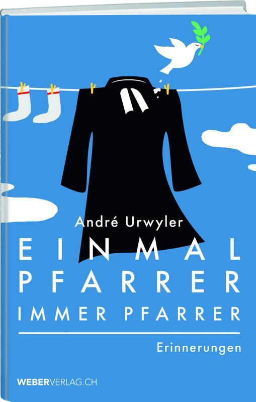 Cover-Bild Einmal Pfarrer, immer Pfarrer