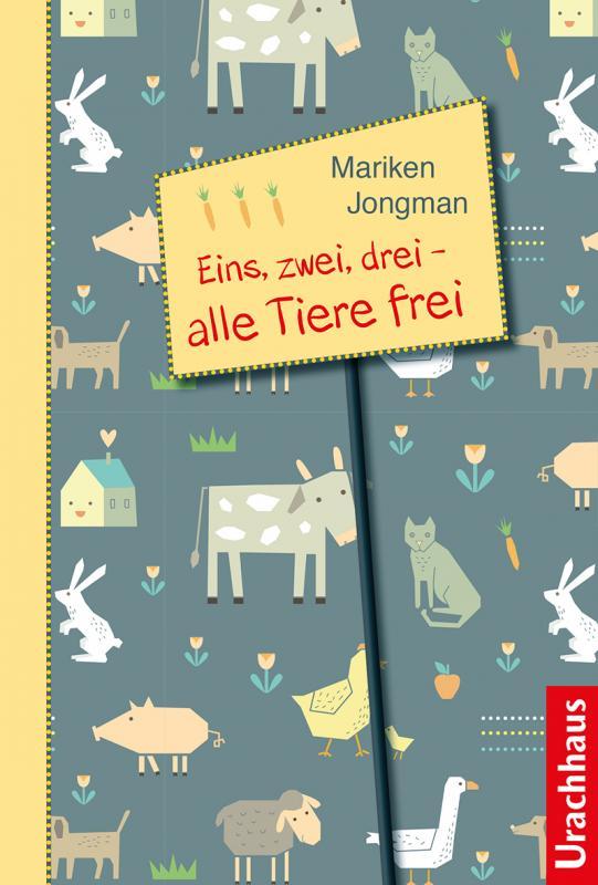 Cover-Bild Eins, zwei, drei - alle Tiere frei