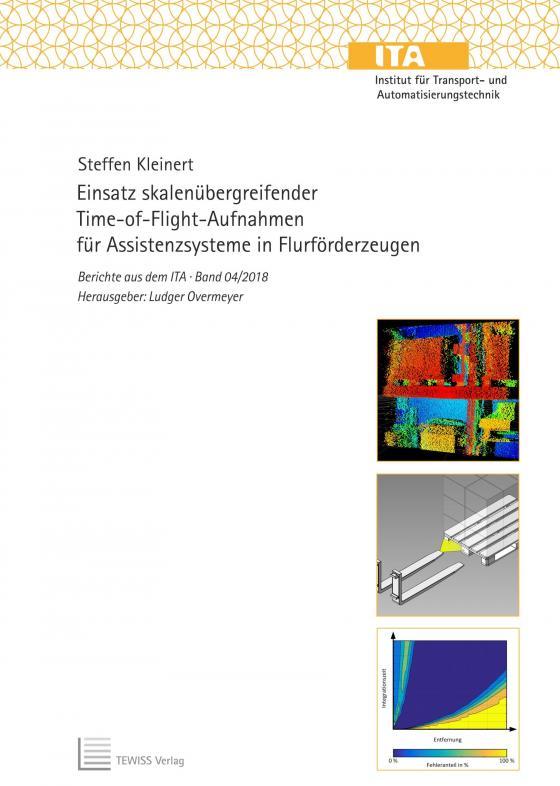 Cover-Bild Einsatz skalenübergreifender Time-of-Flight-Aufnahmen für Assistenzsysteme in Flurförderzeugen