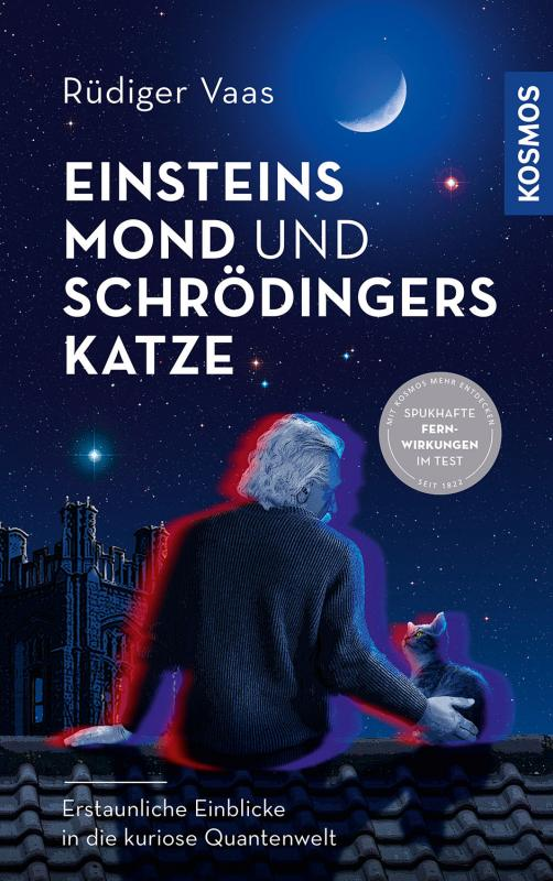 Cover-Bild Einsteins Mond und Schrödingers Katze