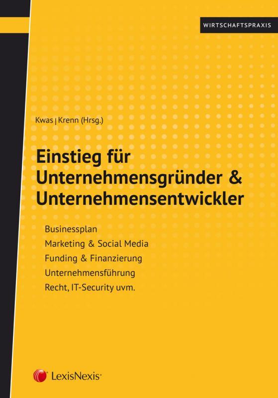Cover-Bild Einstieg für Unternehmensgründer & Unternehmensentwickler