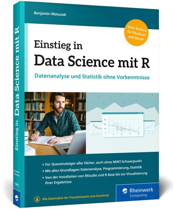 Cover-Bild Einstieg in Data Science mit R