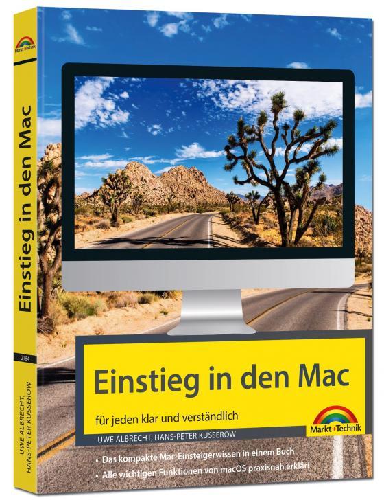 Cover-Bild Einstieg in den Mac - aktuell zu macOS Mojave