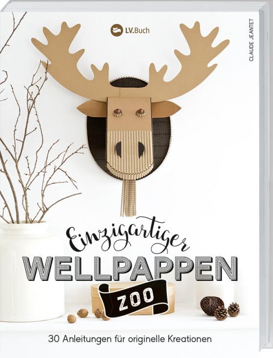 Cover-Bild Einzigartiger Wellpappen-Zoo