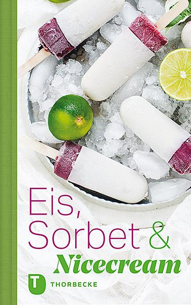 Cover-Bild Eis, Sorbet & Nicecream