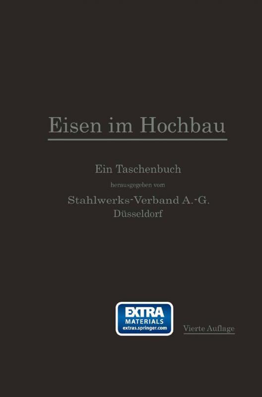 Cover-Bild Eisen im Hochbau