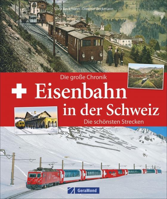 Cover-Bild Eisenbahn in der Schweiz