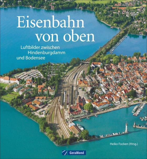 Cover-Bild Eisenbahn von oben