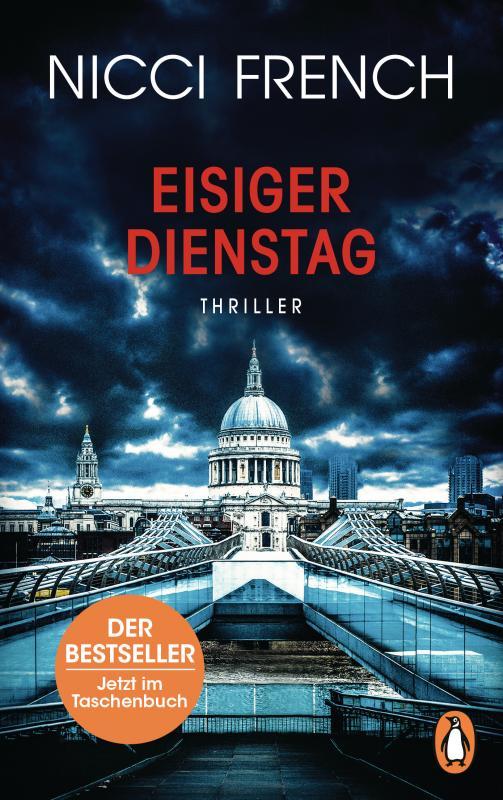 Cover-Bild Eisiger Dienstag