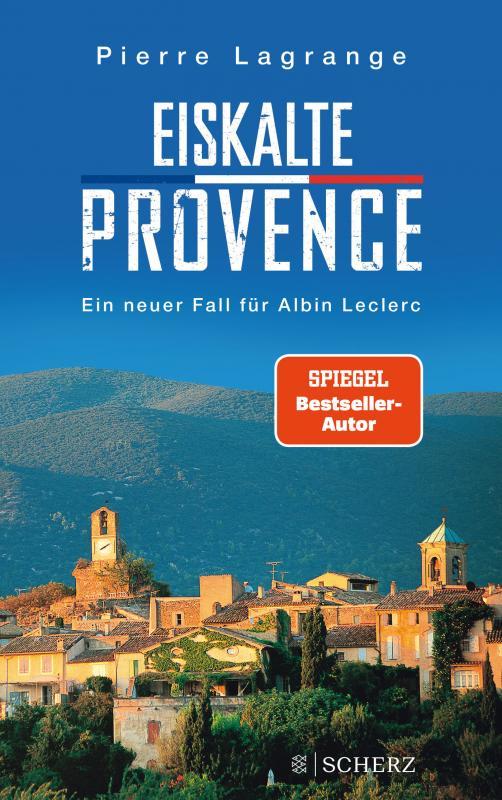 Cover-Bild Eiskalte Provence