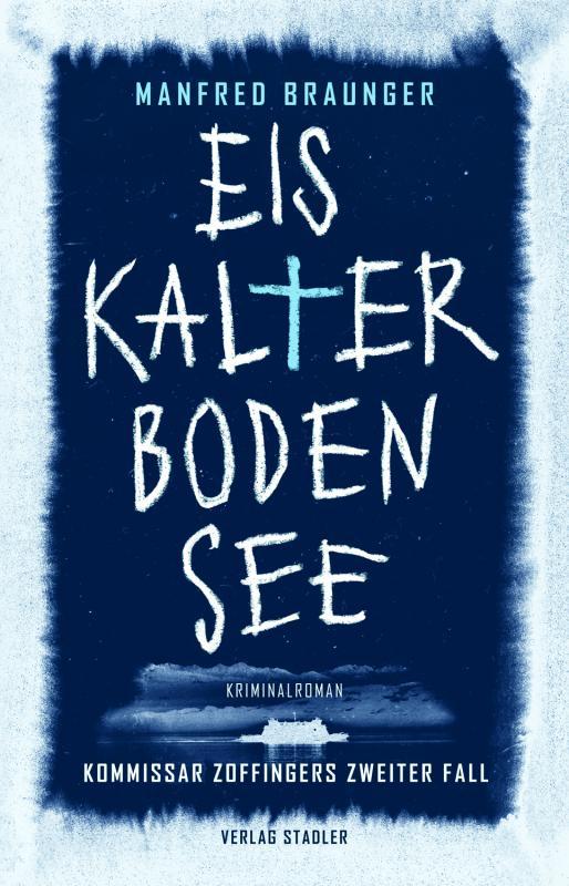Cover-Bild Eiskalter Bodensee