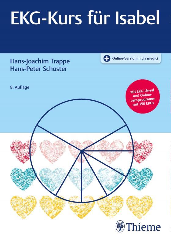Cover-Bild EKG-Kurs für Isabel