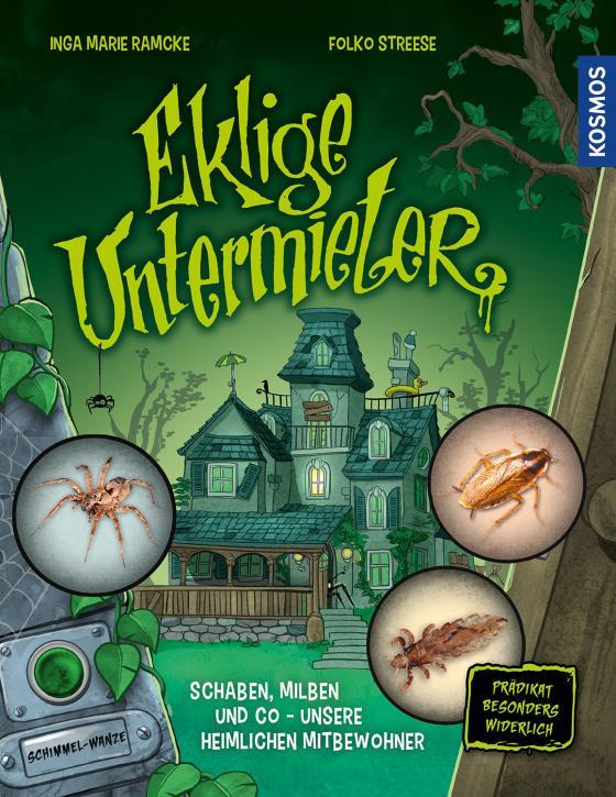 Cover-Bild Eklige Untermieter