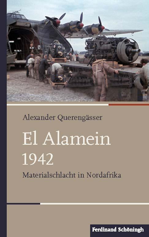 Cover-Bild El Alamein 1942