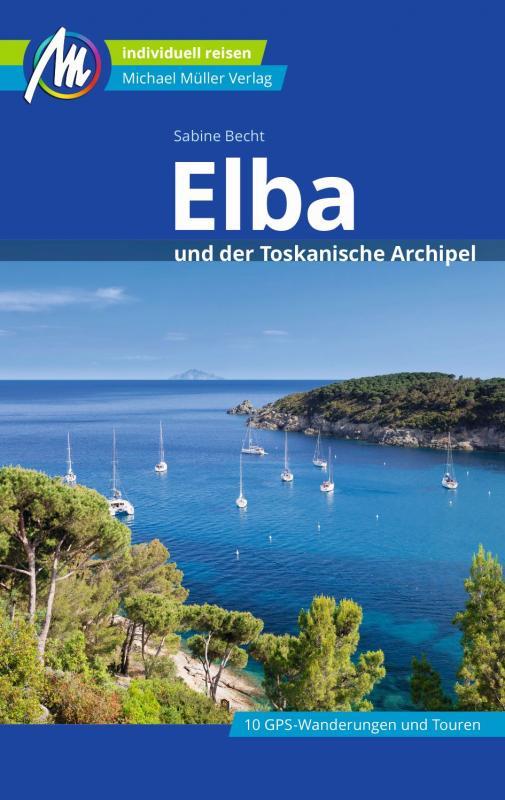 Cover-Bild Elba Reiseführer Michael Müller Verlag