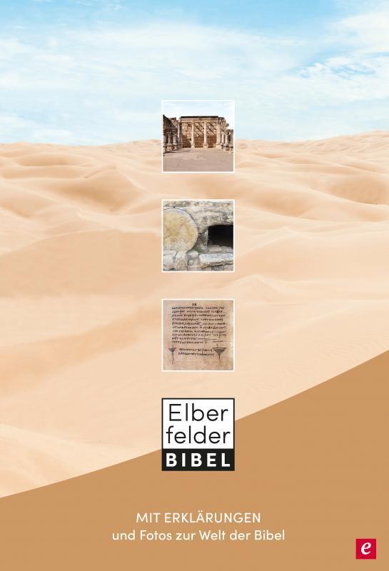 Cover-Bild Elberfelder Bibel mit Erklärungen