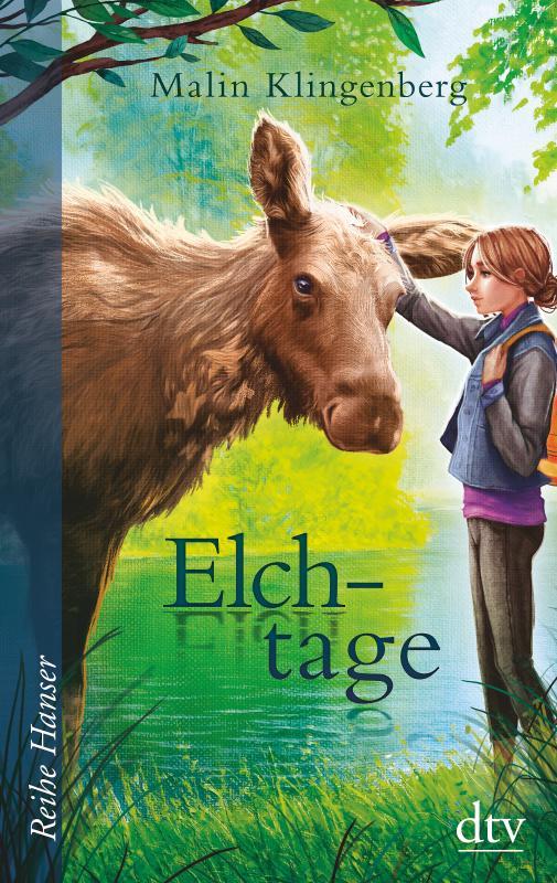 Cover-Bild Elchtage