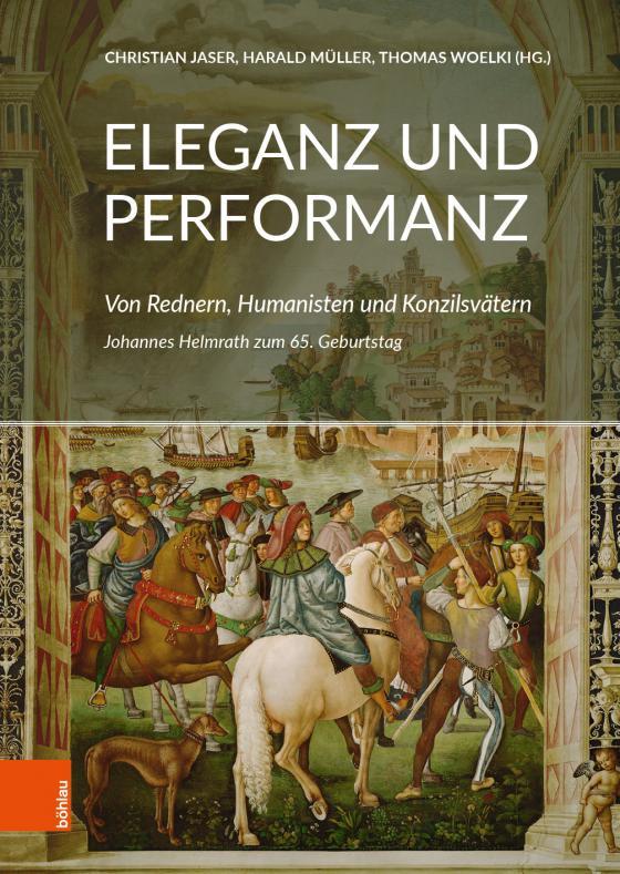 Cover-Bild Eleganz und Performanz