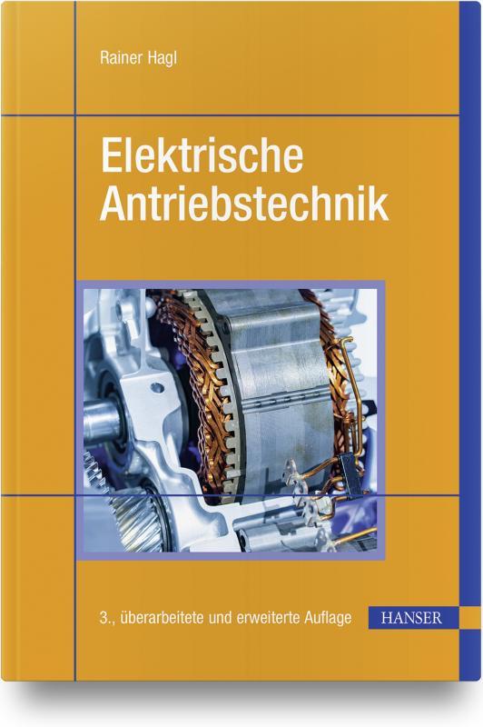 Cover-Bild Elektrische Antriebstechnik