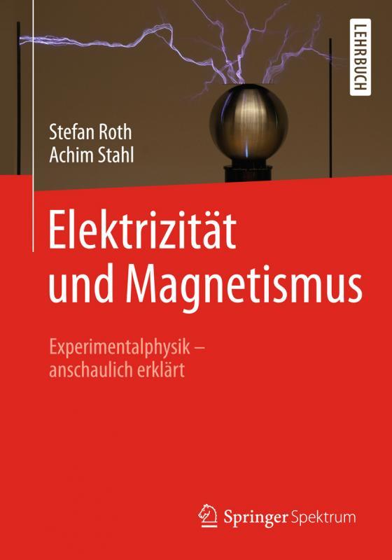 Cover-Bild Elektrizität und Magnetismus
