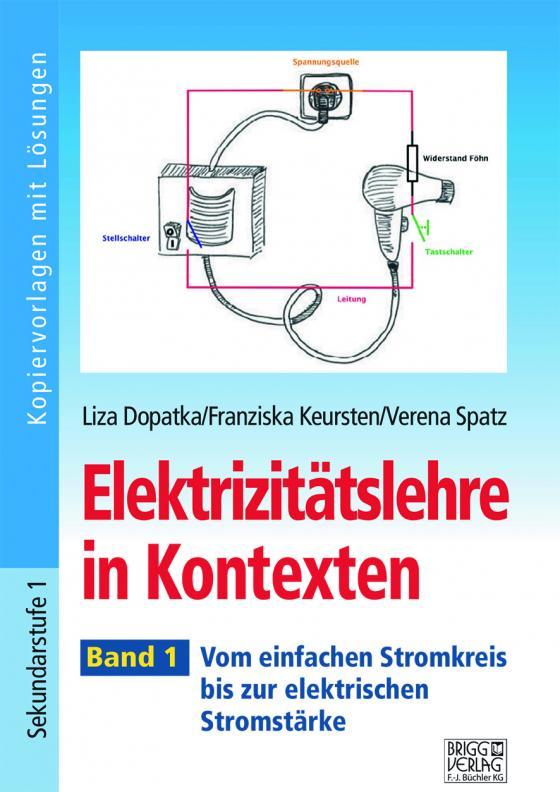 Cover-Bild Elektrizitätslehre in Kontexten - Band 1