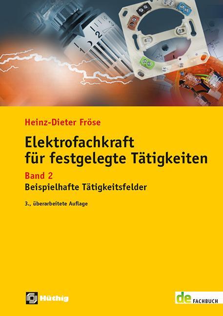 Cover-Bild Elektrofachkraft für festgelegte Tätigkeiten